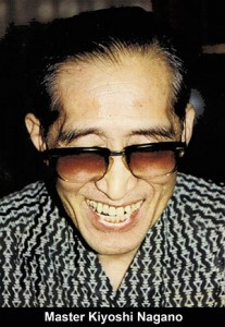 Master Kiyoshi Nagano