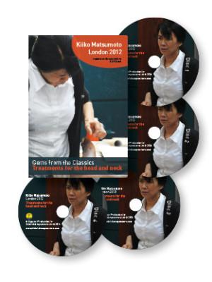 Kiiko Matsumoto DVD set - Gems from the Classics
